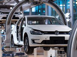 "Fabriken werden ""transformiert"": VW erhöht Tempo bei Elektromobilität"