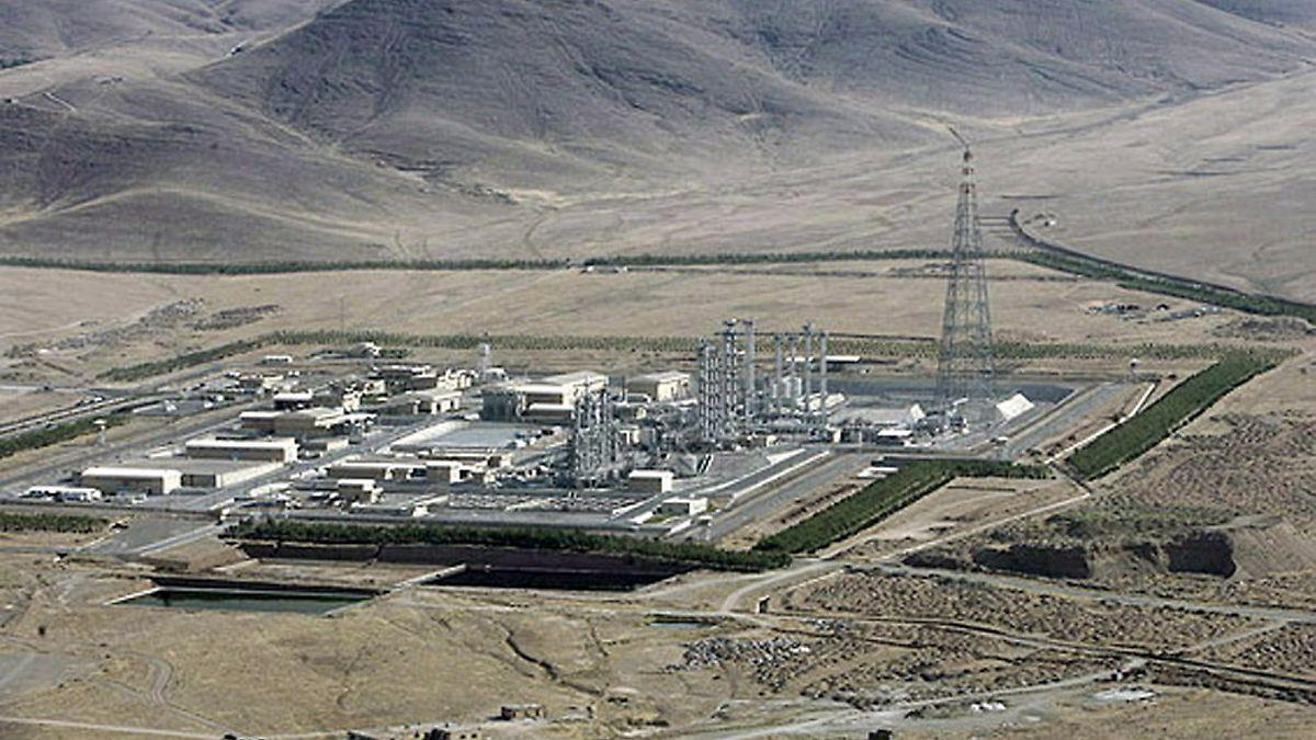 Internet wegen Unruhen gesperrt:Iran bricht weiter mit Atomabkommen - n-tv NACHRICHTEN