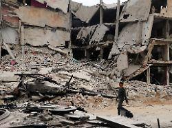 """Zur """"Einholung eines Lagebildes"""": AfD schickt Delegation nach Syrien"""