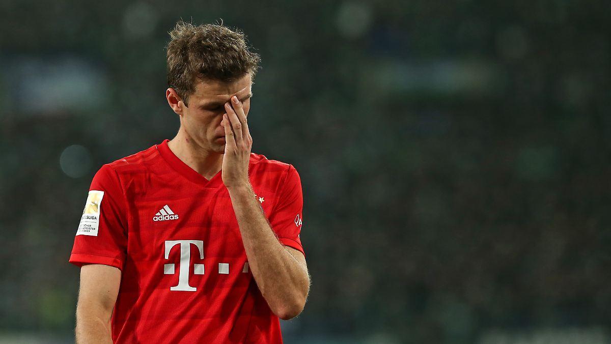 Der FC Bayern schiebt schon Meister-Panik