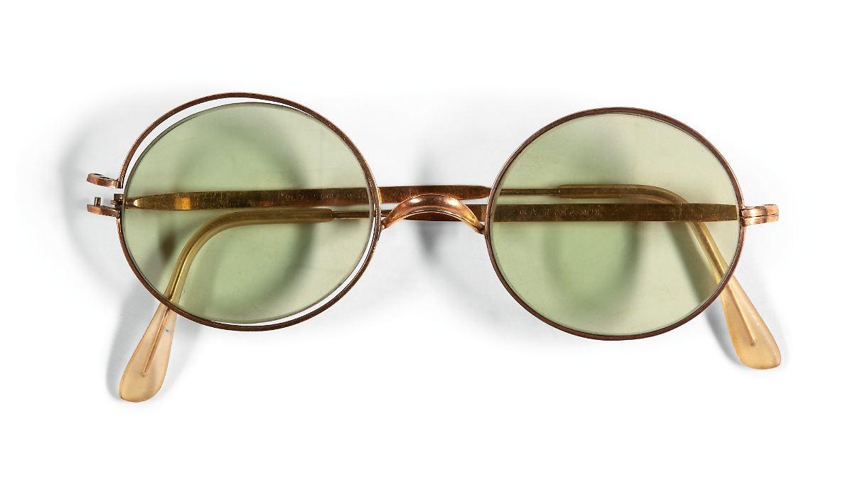 Kaputte Brille für 165.000 Euro versteigert