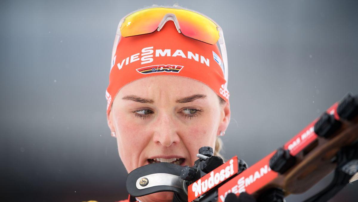 Nächste historische Pleite für Biathlon-Damen