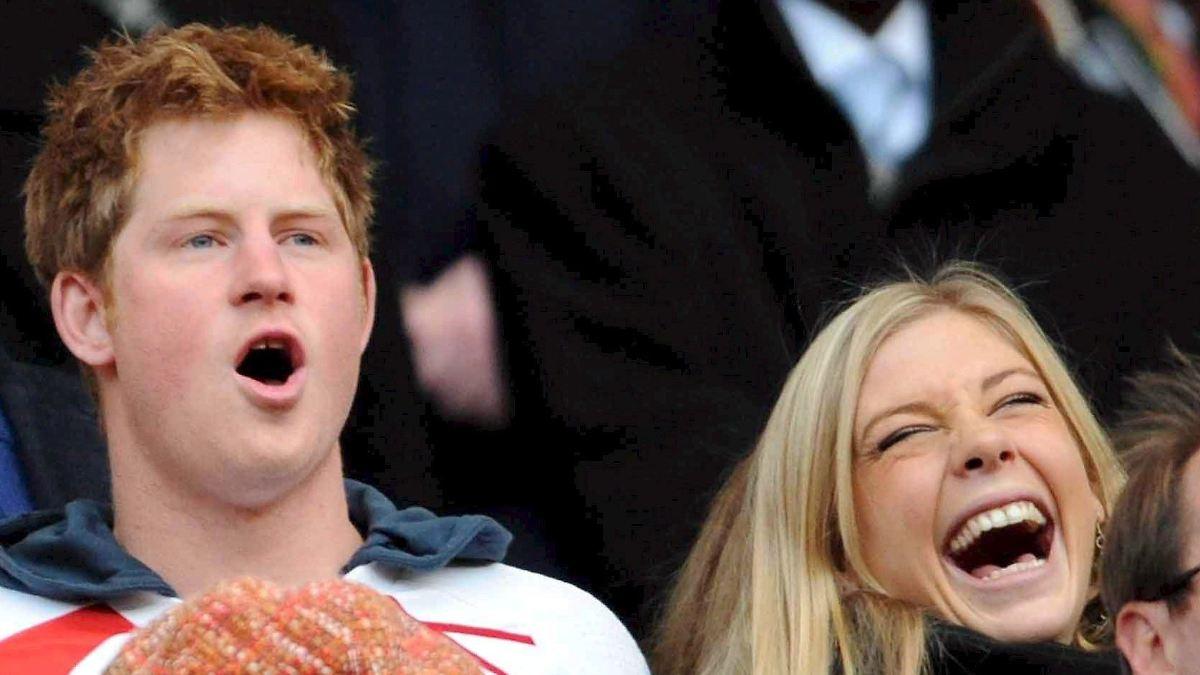 Prinz Harry hatte heimliches Facebook-Konto