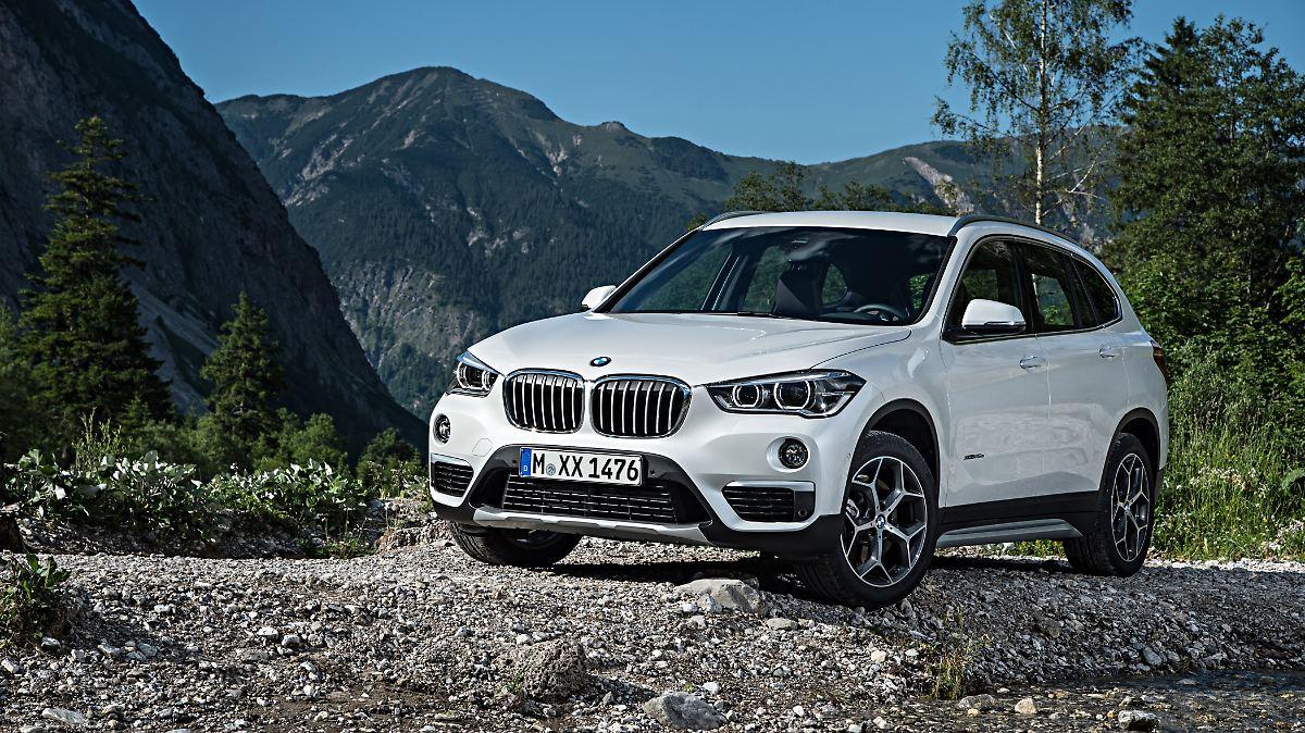 BMW X1 - gebraucht ein Musterschüler