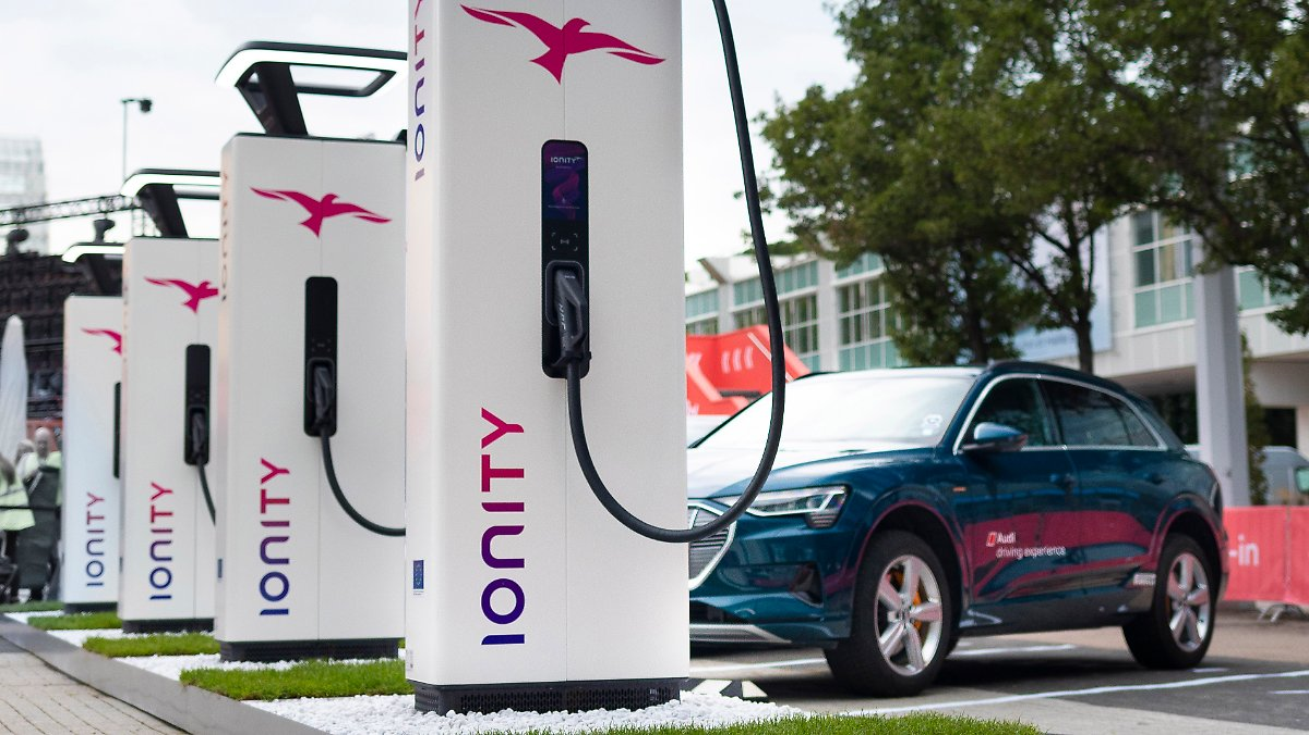 Ionity vervielfacht Ladestrompreis für E-Autos