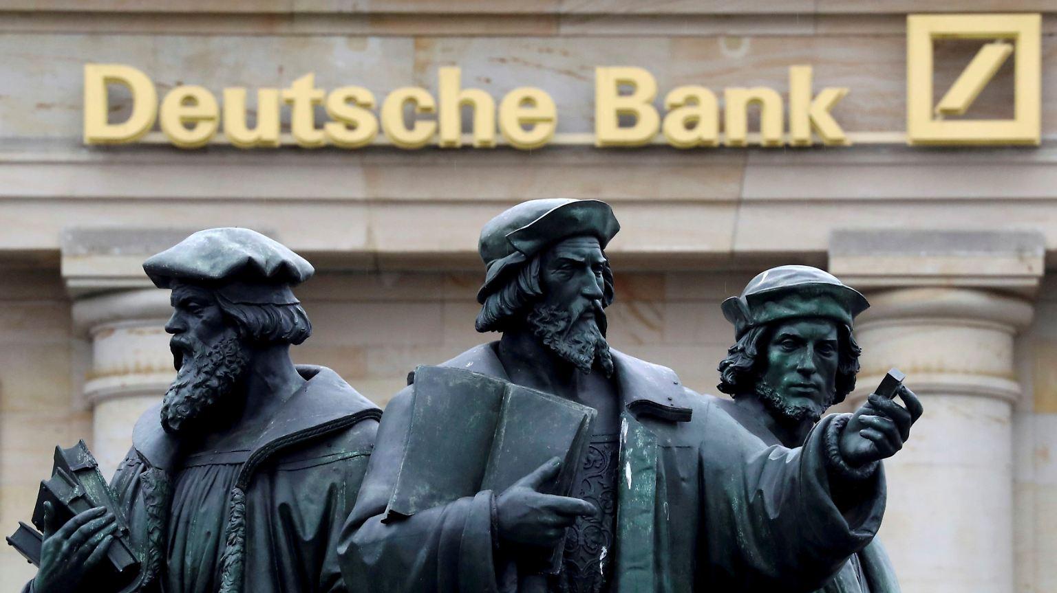 Milliardenverlust erwartet: Deutsche Bank bleibt in tiefroter Ära - n-tv.de
