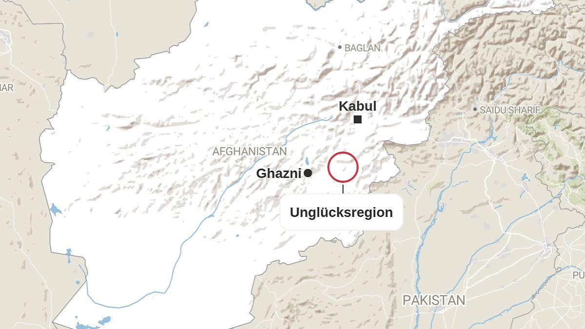 Passagierflugzeug in Afghanistan abgestürzt