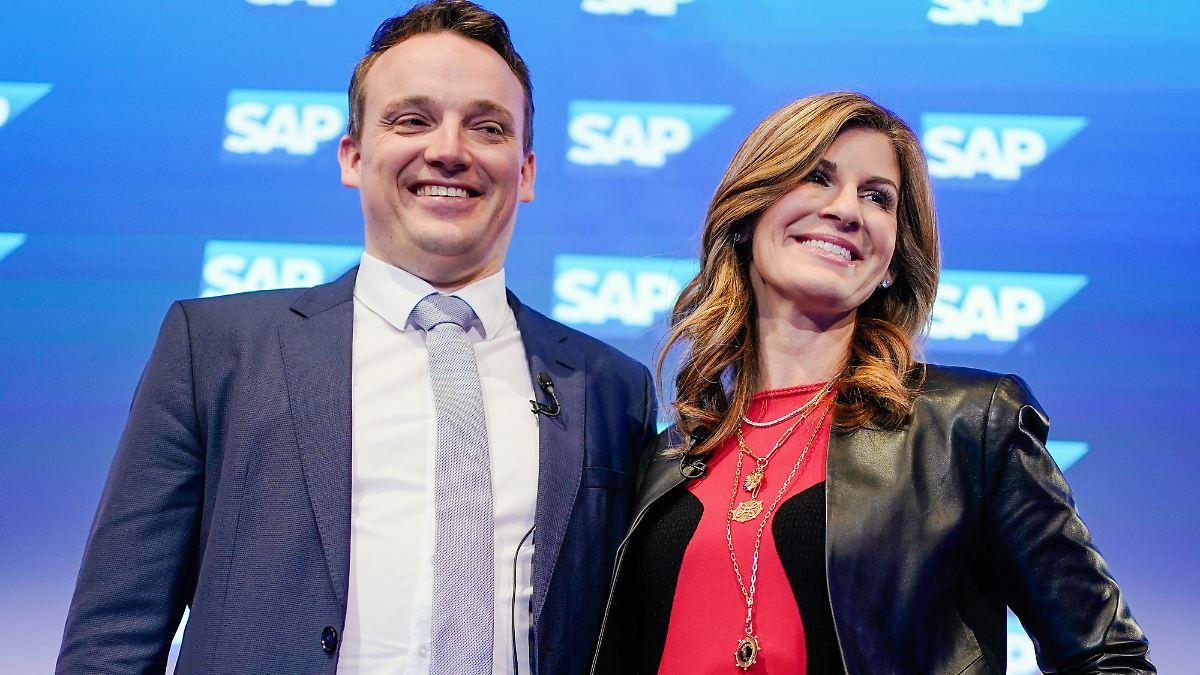 Abfindungen und Boni schmälern SAP-Gewinn