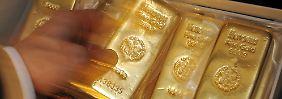 ETCs auf effektives Gold: Unmittelbares Gold-Investment