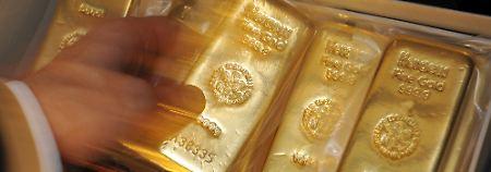 Exchange Traded Commodities: Auf einen steigenden Goldpreis setzen