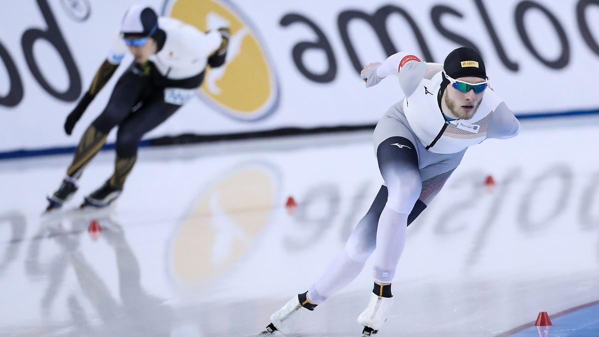 Beckert holt im Rekord-Rennen WM-Bronze