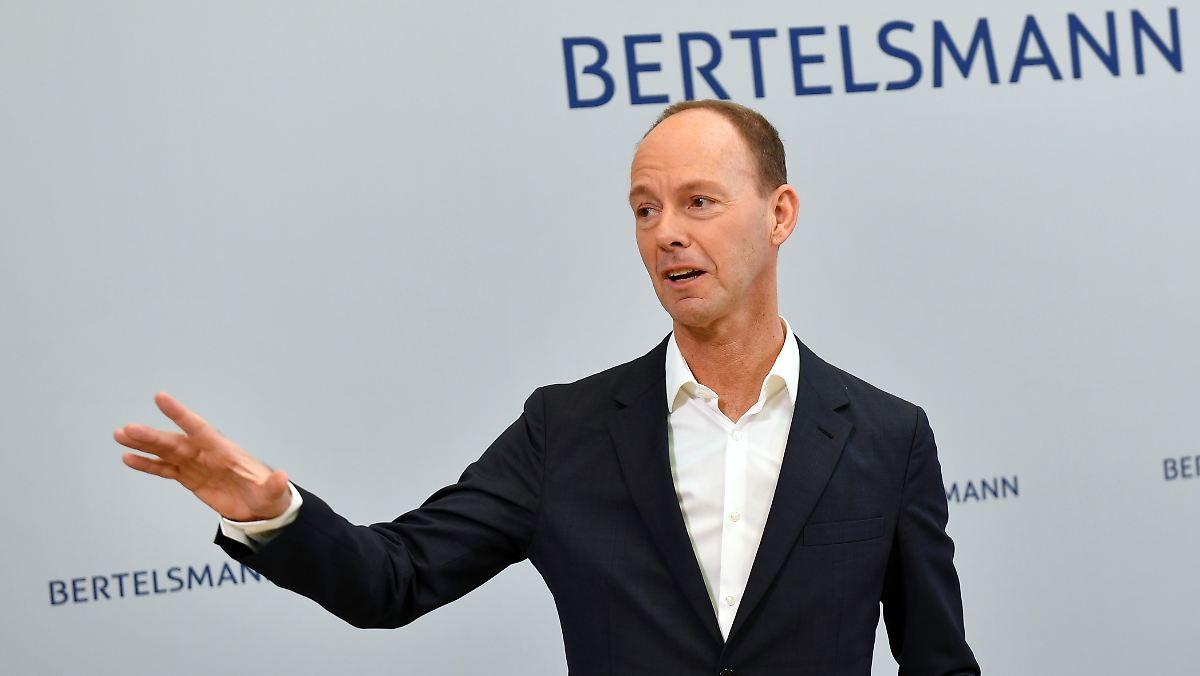 Bertelsmann stockt Anteile an RTL Group auf