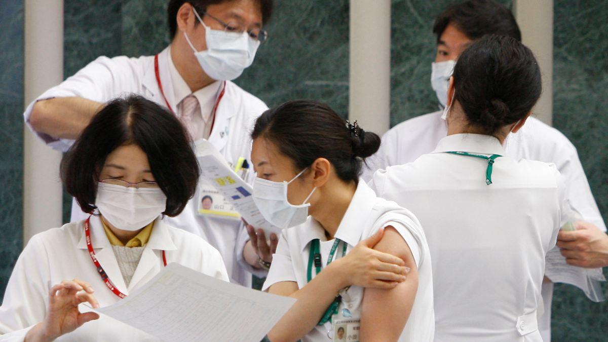 Diebe in Japan stehlen Tausende OP-Masken