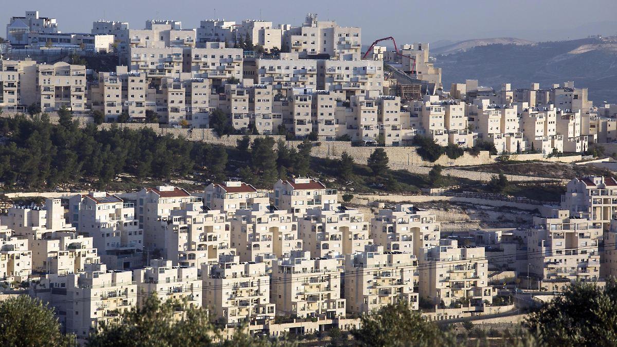 Netanjahu will in Ost-Jerusalem weiter bauen