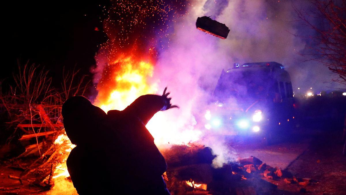 Kiew empfängt Wuhan-Rückkehrer mit Gewalt