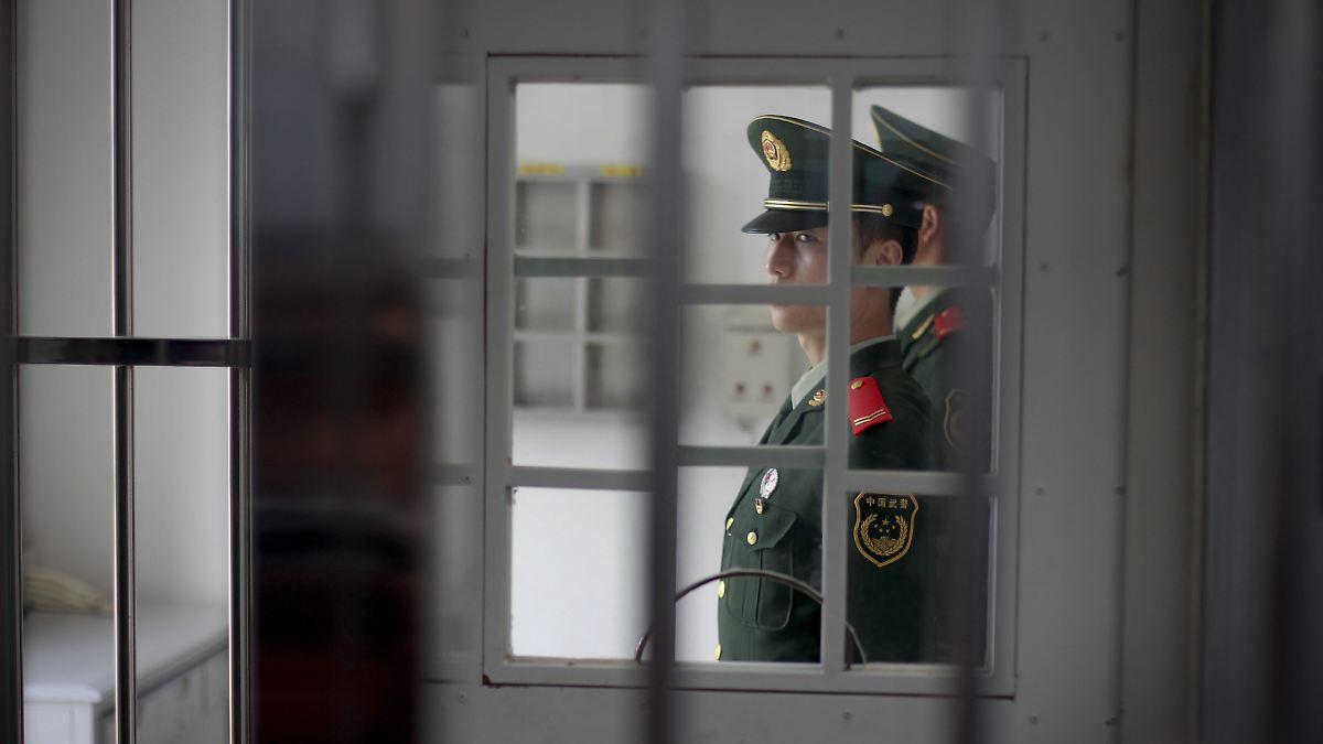 Coronavirus grassiert in Chinas Gefängnissen