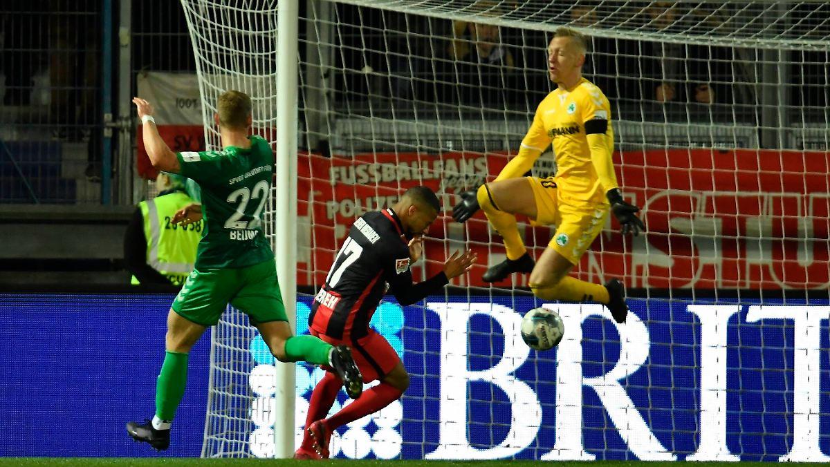 Wiesbaden verpasst Coup gegen Fürth