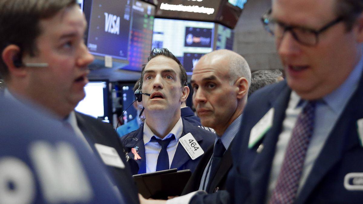 Märkte weiter im Sturzflug - Panik regiert