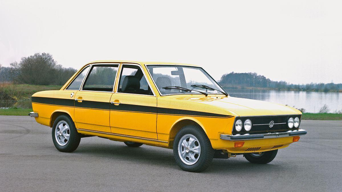 50 Jahre Volkswagen K70