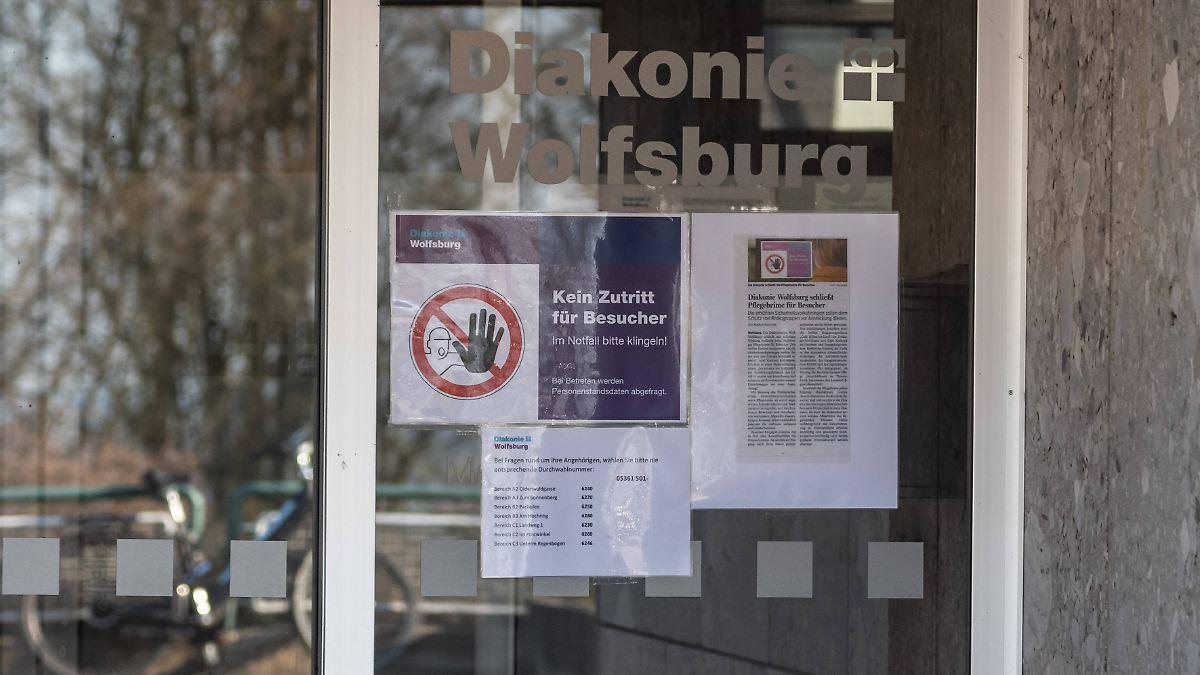 Wolfsburger Pflegeheim meldet zwölf Tote