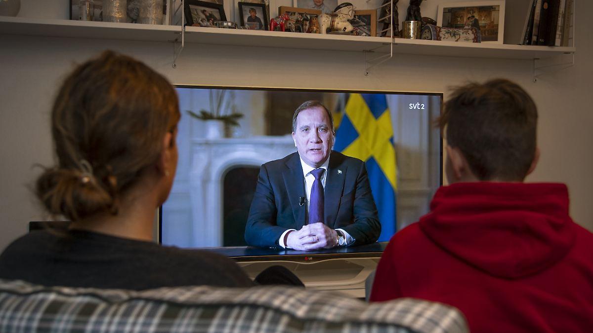 Warum Schweden den Corona-Sonderweg geht