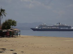 Schon vier Corona-Tote an Bord: Florida weist Kreuzfahrtschiff ab