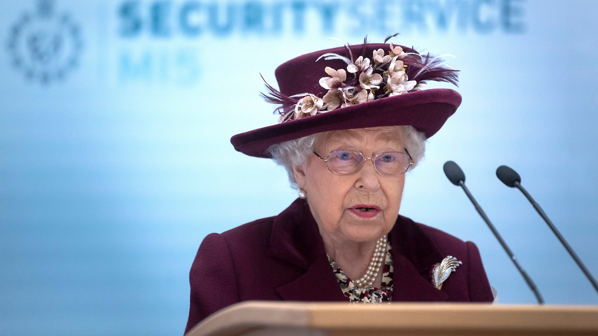 Queen Ansprache Tv