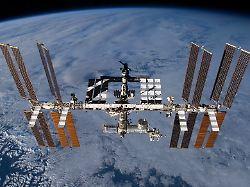 Corona im All - so bleibt die ISS virenfrei