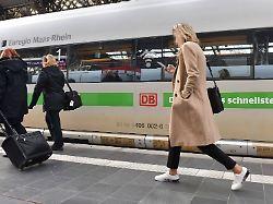 Neuer Service kommt: Bahn-App warnt vor vollen Zügen