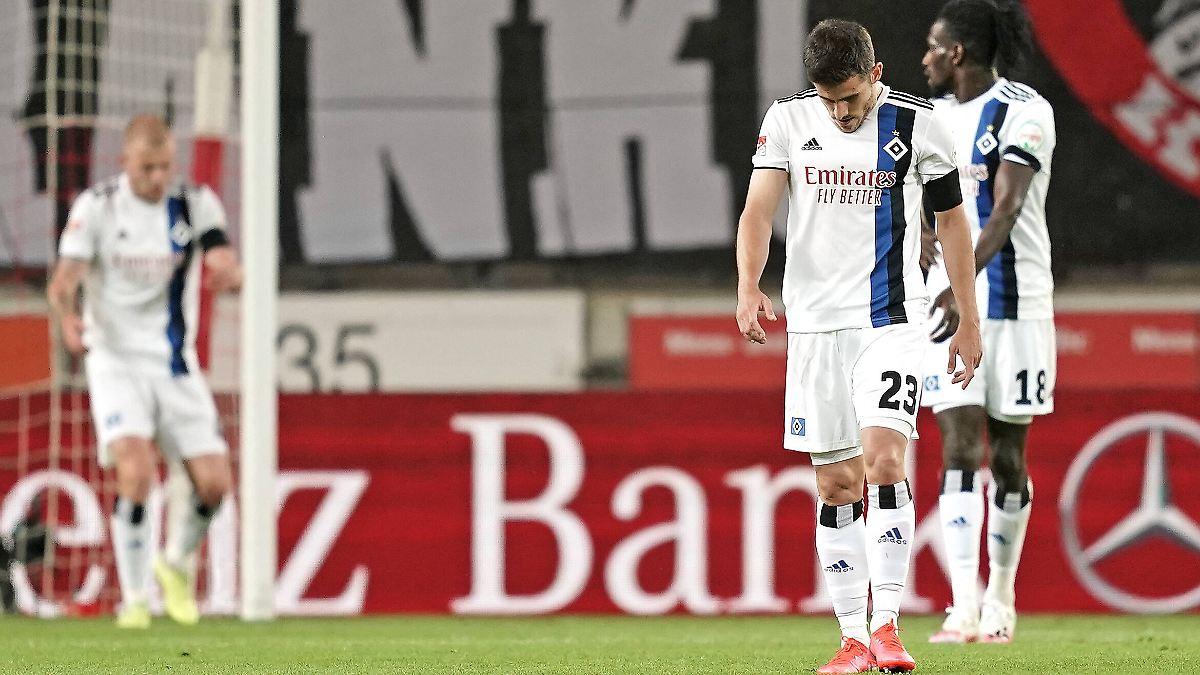 Der HSV spielt gegen seine Versagensängste