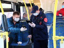 Mehr als 400.000 Infektionen: Russland lockert trotz steigender Fallzahlen