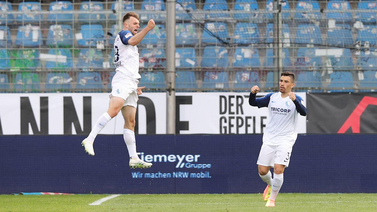 Bochum besiegt Pauli und die Abstiegsangst
