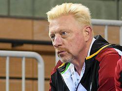 """imago0046950684h - """"Wenn du in Spiegel schaust ..."""": Boris Becker ätzt gegen Zverev-""""Verräter"""""""