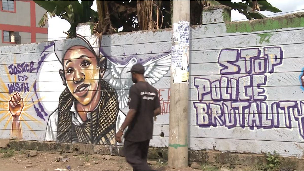 Corona-Krise verschärft Polizeigewalt in Kenia enorm