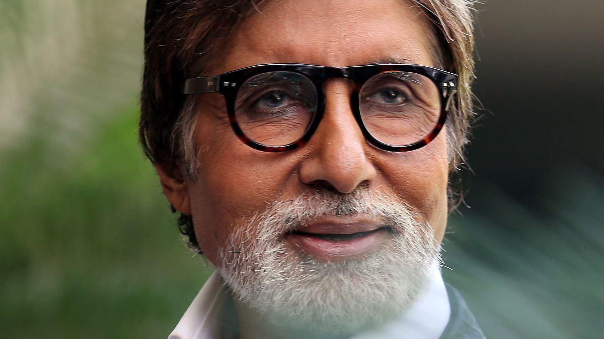 Bollywood-Star wegen Corona im Krankenhaus