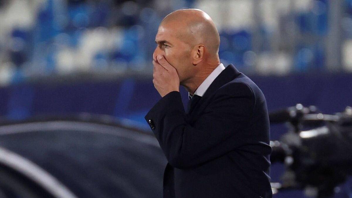 Ratloser Zidane fällt vernichtendes Urteil