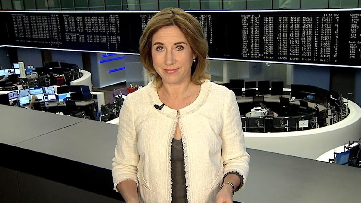 """Börsenreport mit Katja Dofel: """"Corona-Blues"""" zerrt Dax ins"""