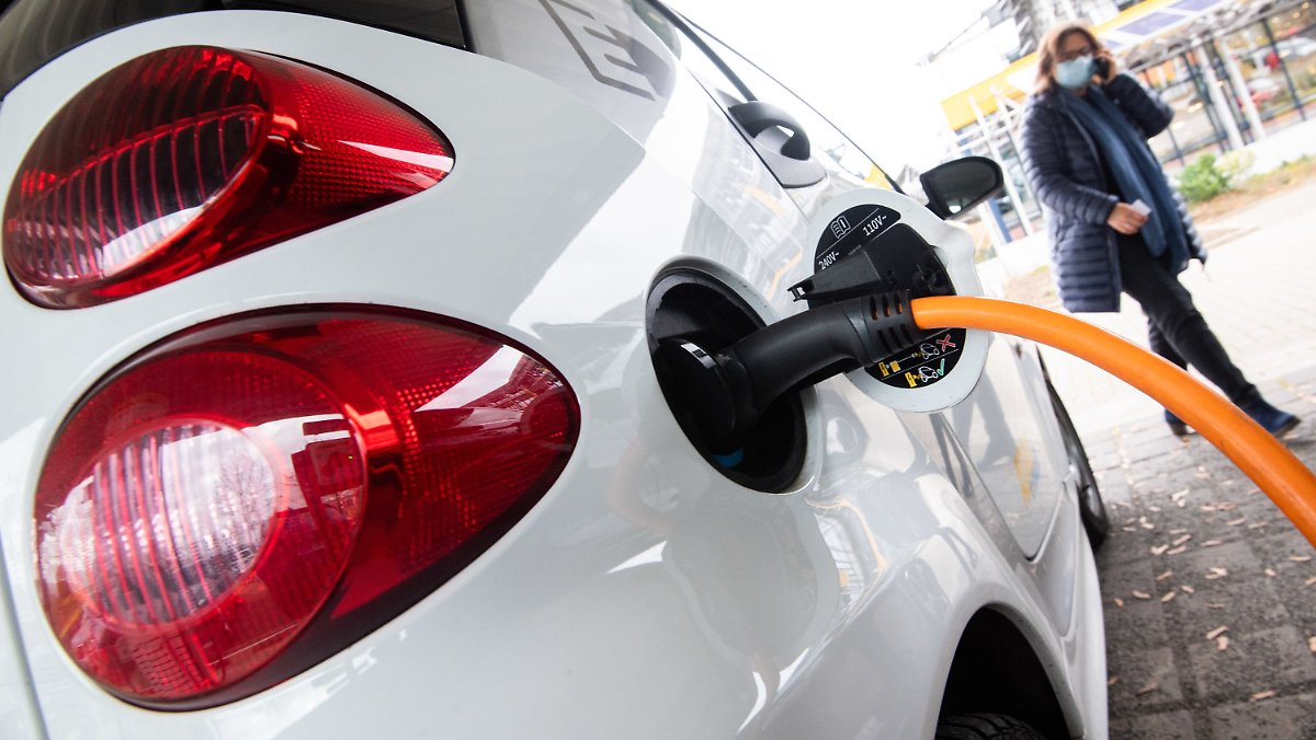 E-Autos verdoppeln Marktanteil