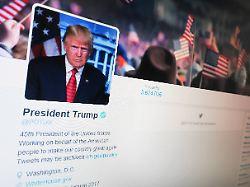 imago0076451221h - Twitter kündigt Übergabe an: Trumps Präsidenten-Account geht an Biden