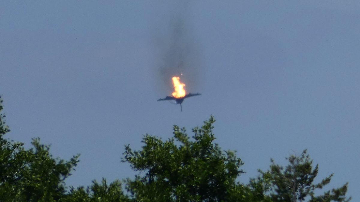Ursache für Eurofighter-Absturz gefunden