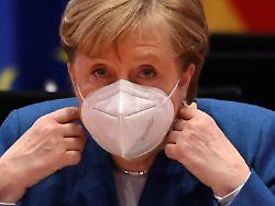 Entwurf für den Corona-Gipfel: Medizinische Masken werden Pflicht