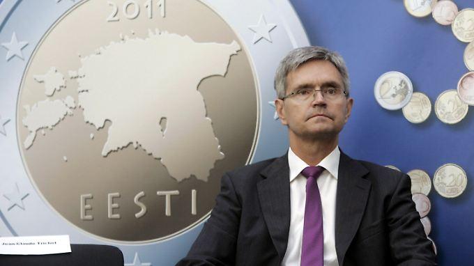 Vorbildliche Voraussetzungen: Estland führt den Euro ein