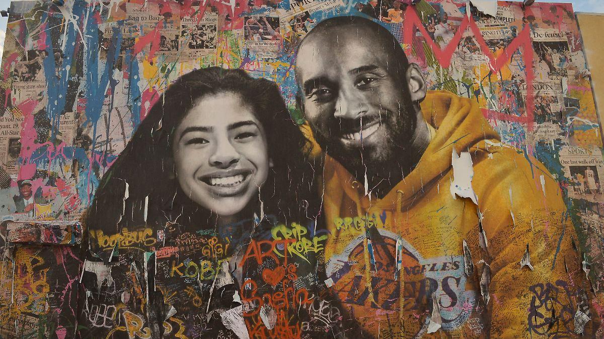 Fehler führte zu Absturz:Pilot für Tod von Kobe Bryant verantwortlich - n-tv NACHRICHTEN