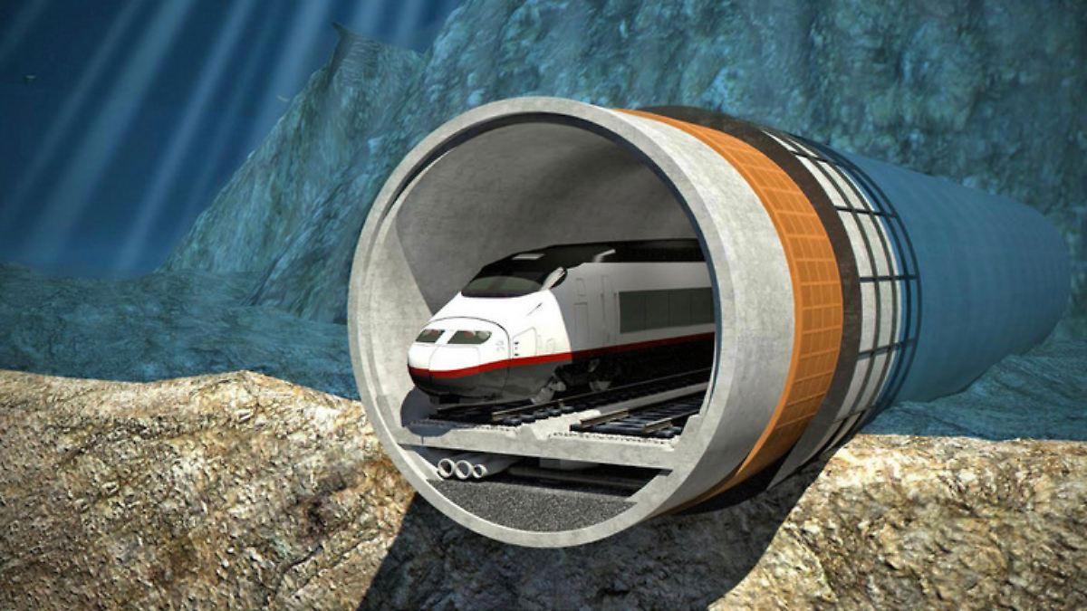 Der Mann, der die Ostsee untertunneln will