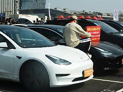 235308436 - Keine illegale Datenerfassung: Tesla gibt China ein Spionage-Versprechen