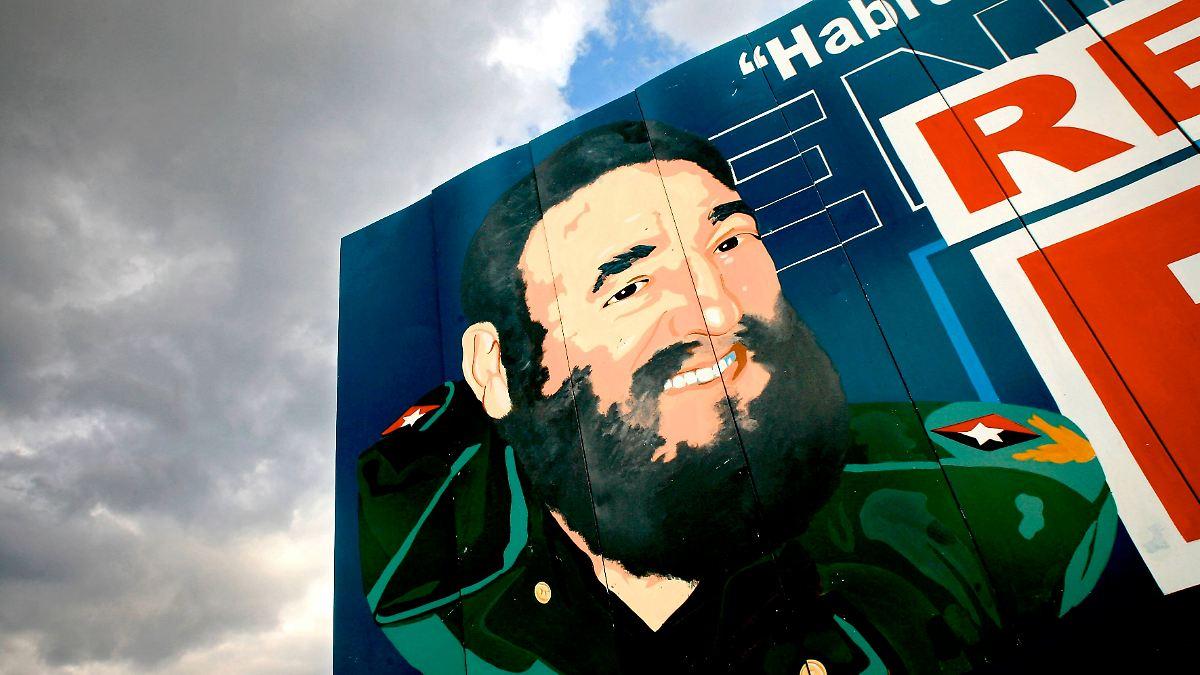 Diaz-Canel neuer Parteivorsitz: Kubas Castro-Ära offiziell beendet