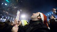 24 Stunden Party: Die Welt feiert 2011