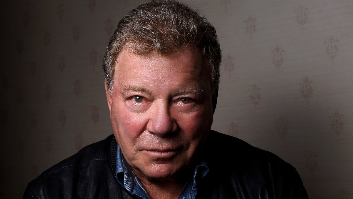 flight into space is imminent william shatner is afraid
