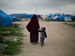 119530290 - IS-Mütter zurück in Deutschland: Terror lässt sich schwer beweisen