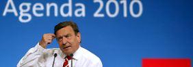 Agenda 2010: Schröders kalkulierter Bruch